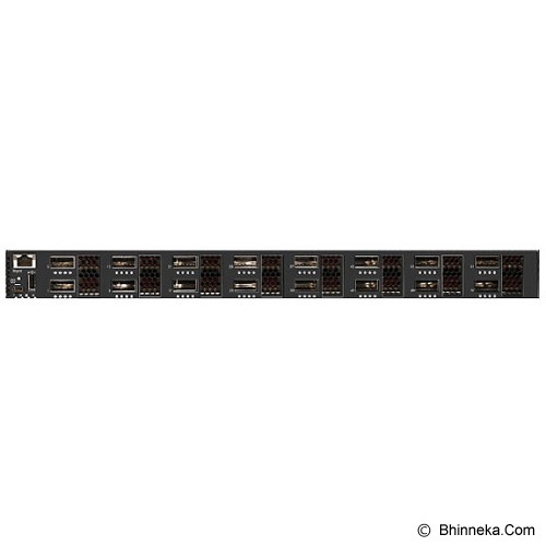 LENOVO System Networking RackSwitch G8316 Front to Rear [8036AFX] - Switch Managed